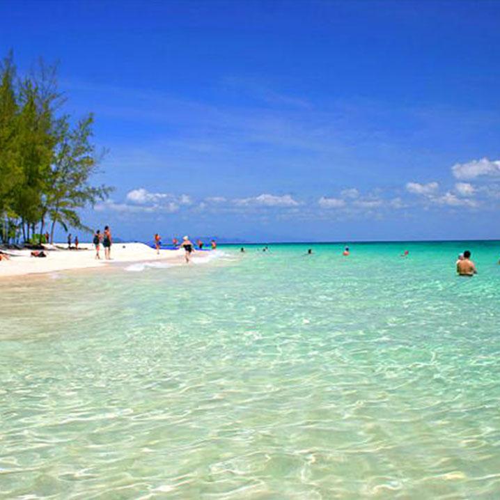 细数泰国那些美丽的小海岛