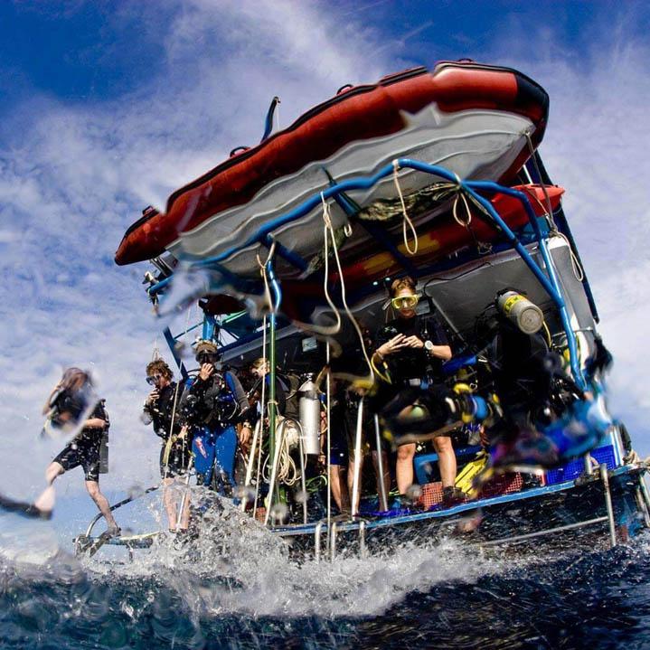 斯米兰群岛浮潜一日游