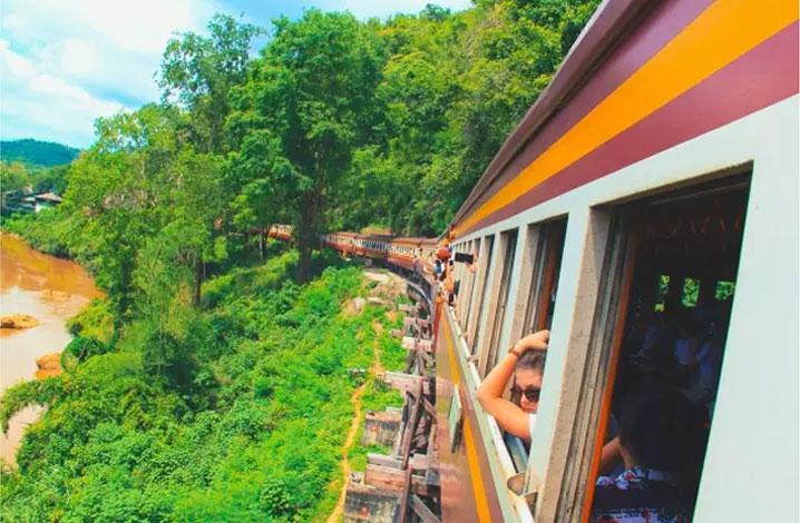 桂河大桥铁路