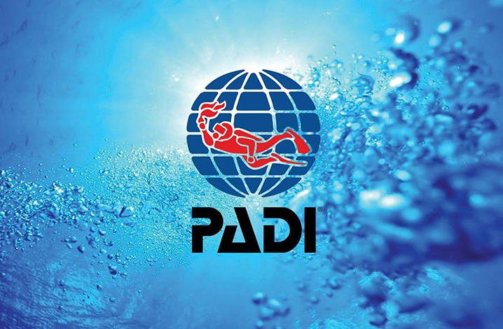PADI潜水
