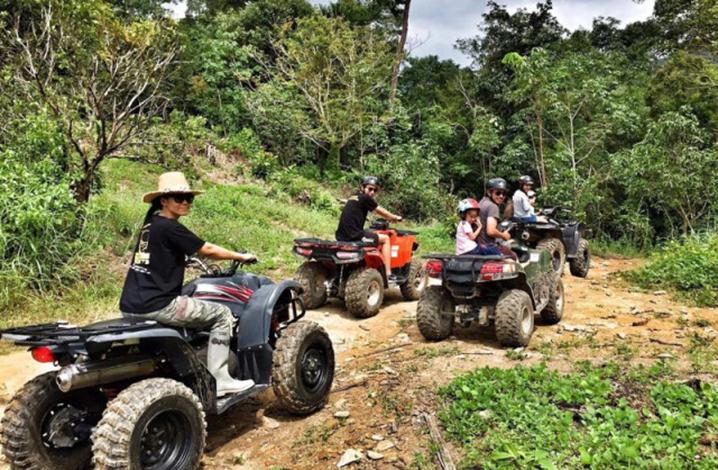 象岛ATV体验