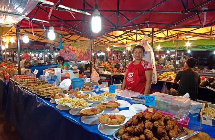 普吉岛海鲜市场和夜市汇总