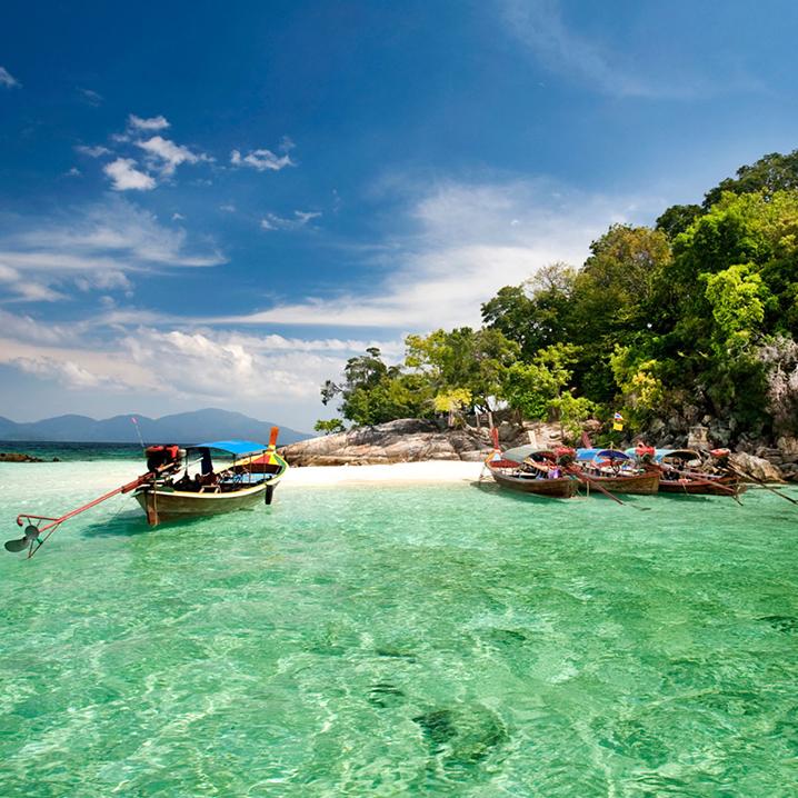 泰国旅游必去的几个地方推荐