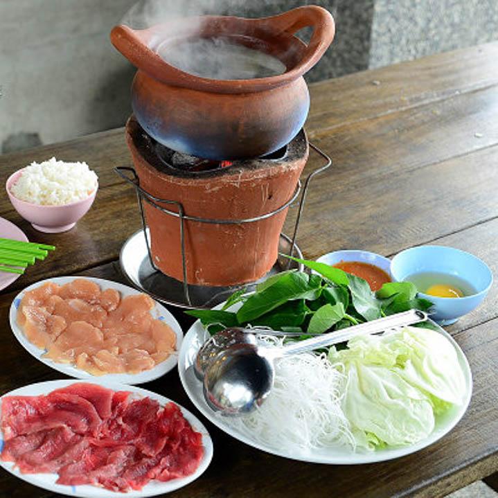 最传统地道的泰东北美食集