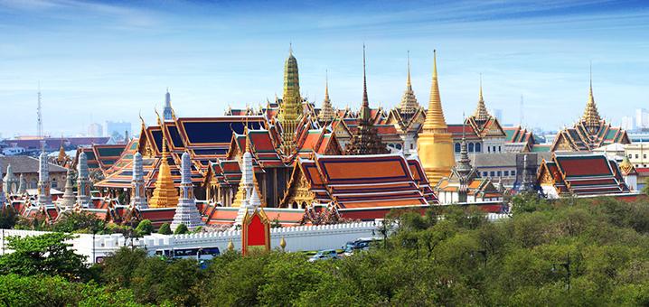 泰国游之曼谷和象岛