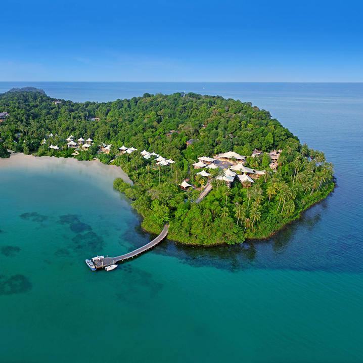 6个原生态的隐世泰国海岛
