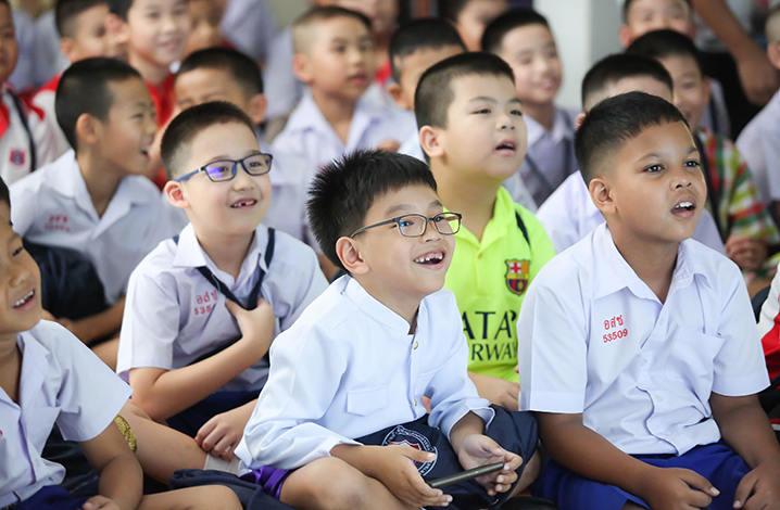泰国的基础教育