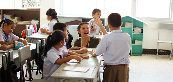赴泰实习当中文老师的经验分享