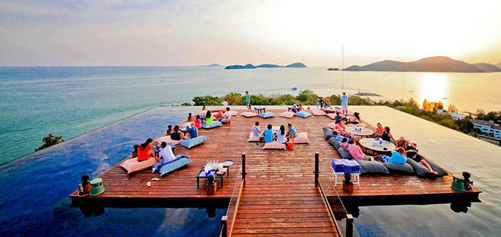 泰国五家美破天际的海景餐厅