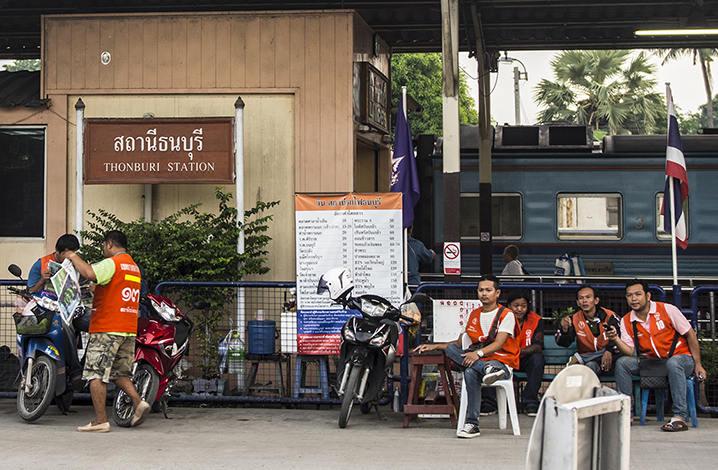 曼谷吞武里火车站