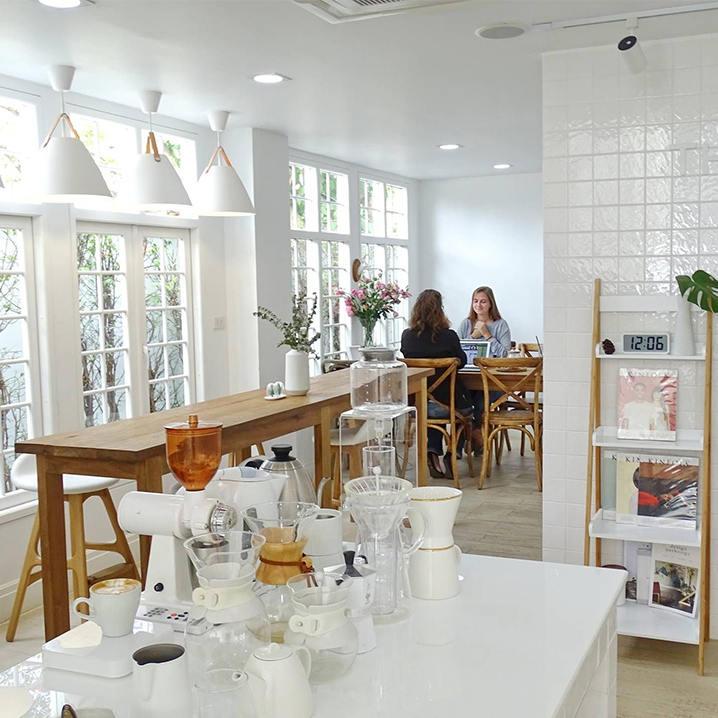 清迈极具特色的几家咖啡馆