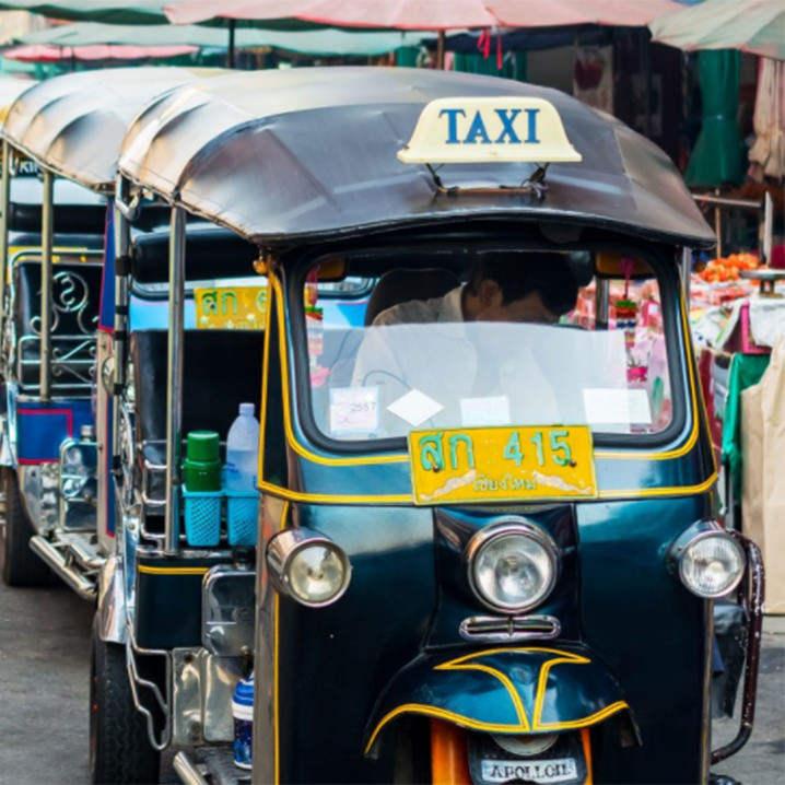在泰国购物、给小费、坐车常常会遇到的一些问题