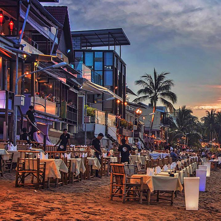 吃在苏梅,苏梅岛八大用餐地推荐