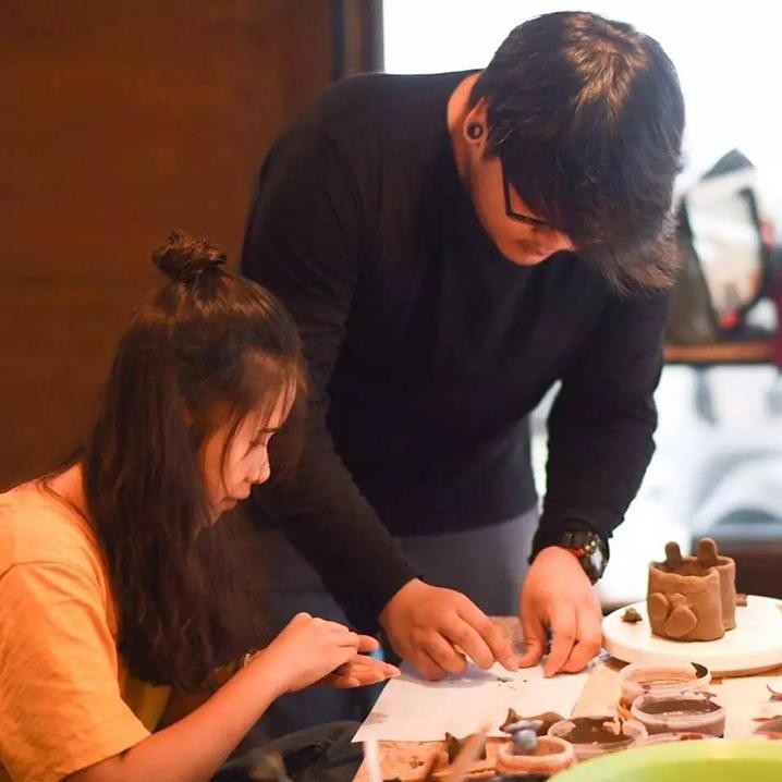 Wnly craft&clay,清迈即将营业的陶瓷工作室