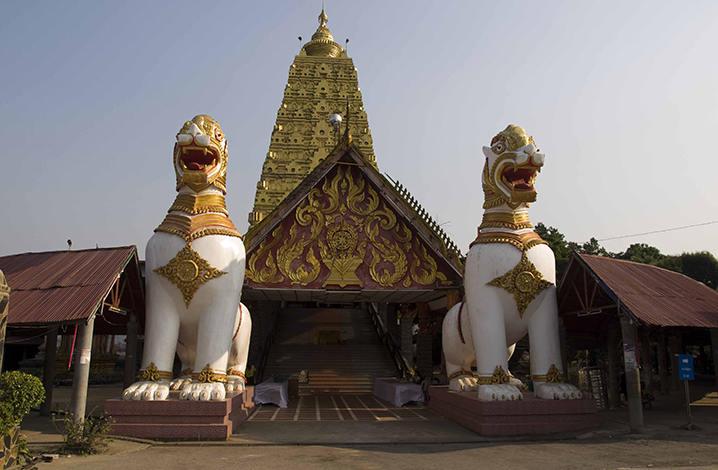 北碧Wat Mon
