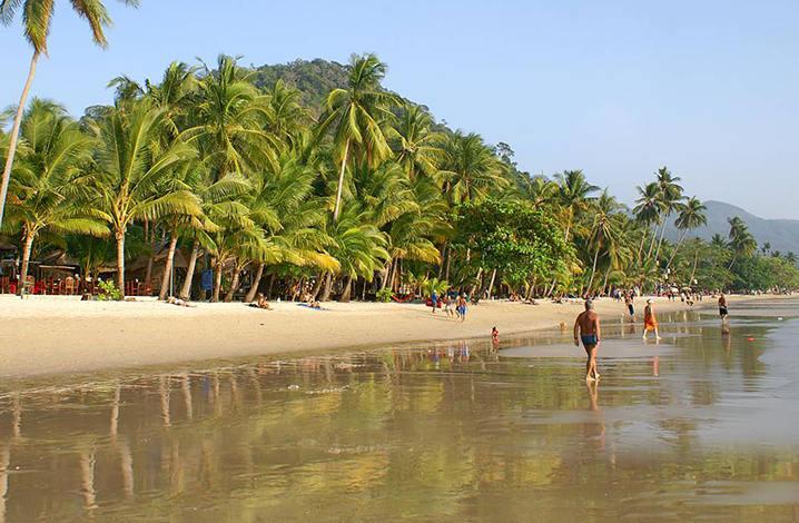 象岛孤独海滩