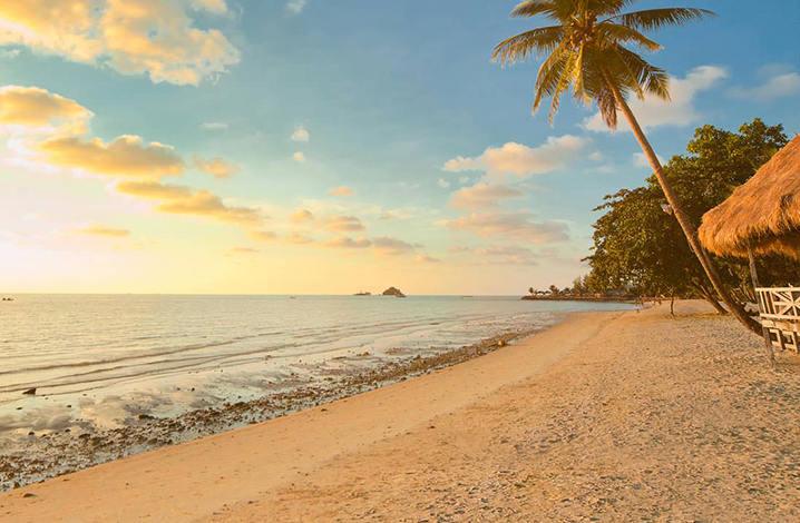象岛卡贝海滩