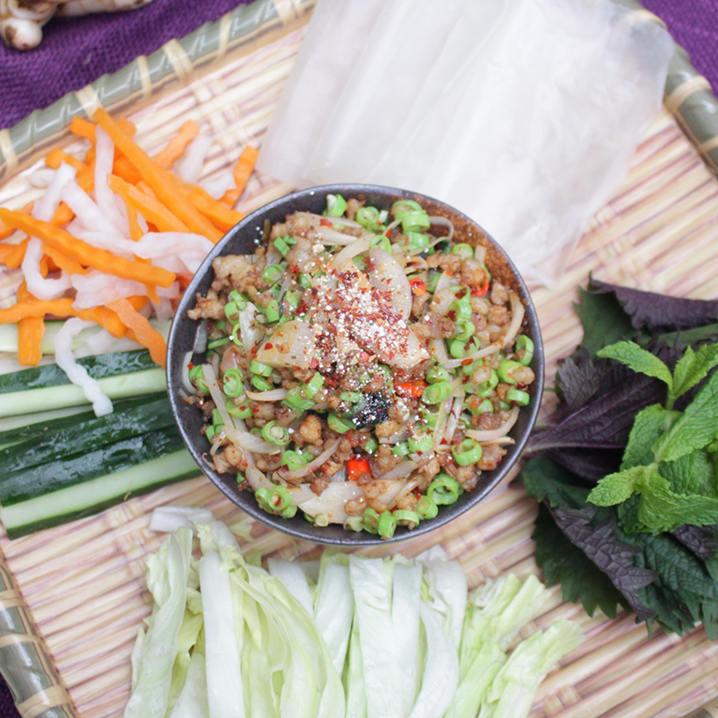 简单快手的泰式料理