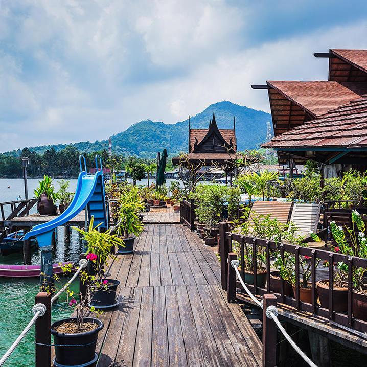 从曼谷到象岛的交通方式有哪些