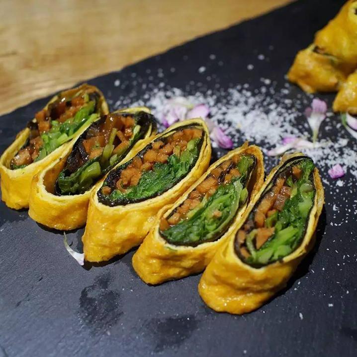 曼谷的6个素食餐馆