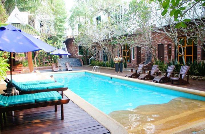 象岛五家小清新的酒店