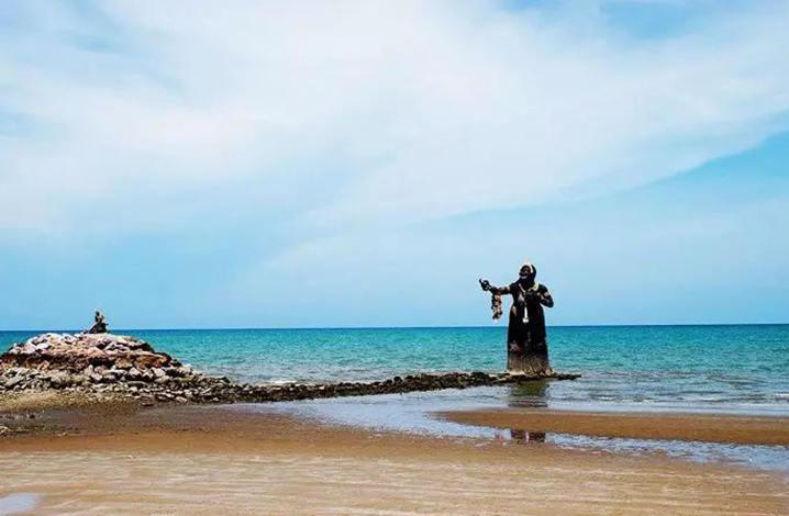 华欣七岩海滩
