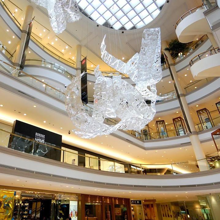 曼谷Emquartier购物中心