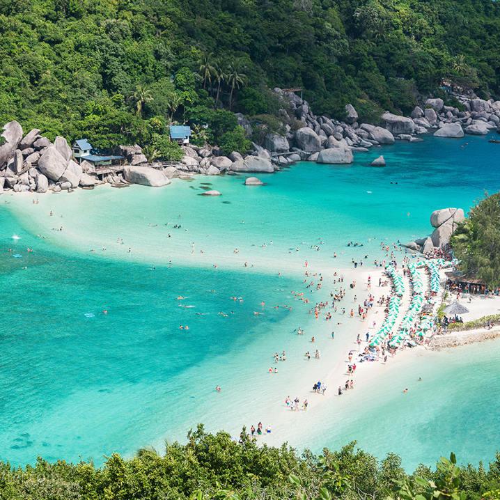 泰国海岛那么多,哪座是你的Style