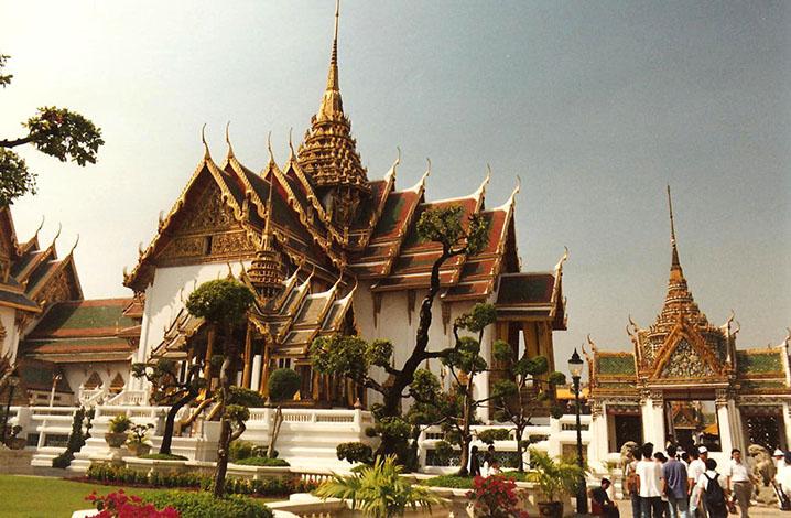 泰国最神圣的葬礼
