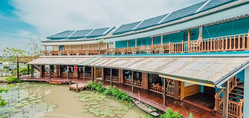 The Memory Gallery,曼谷西郊暖武里的文创社区