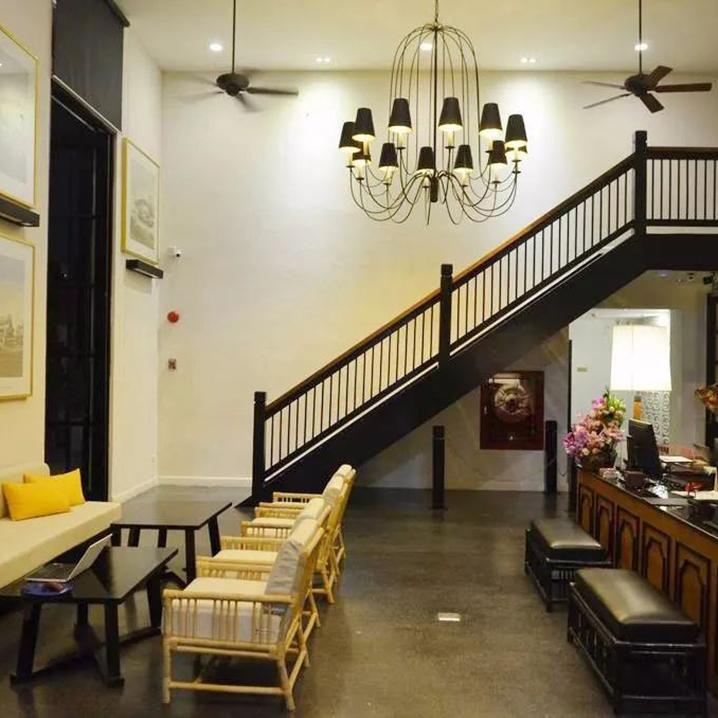 清迈轻奢酒店Buri Siri Boutique Hotel