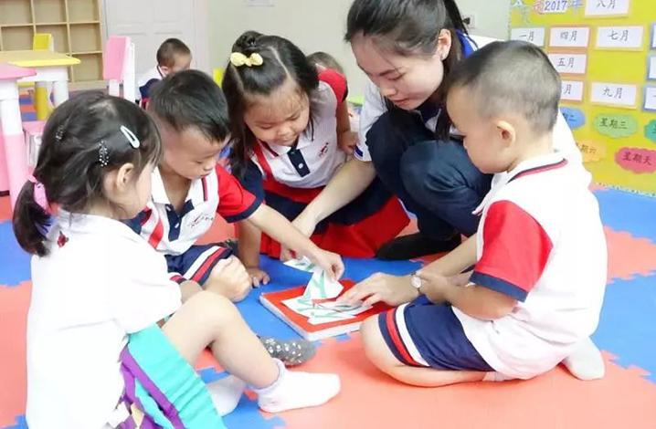在泰国该如何选择最适合华人就读的幼儿园?