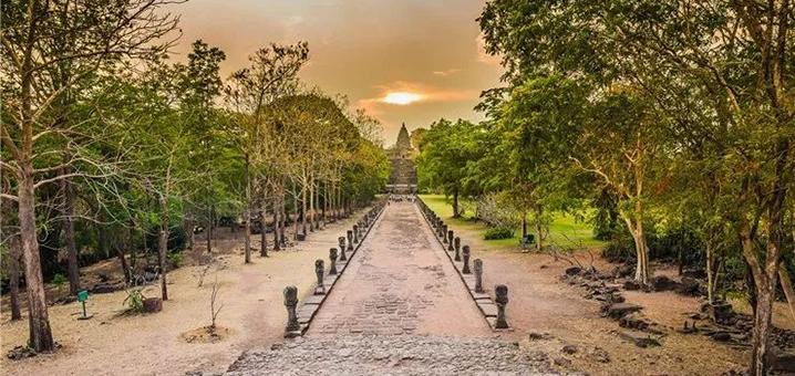 帕侬蓝历史公园,泰国的吴哥窑