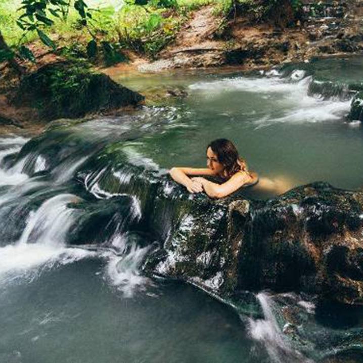 泰国这些美过九寨沟的温泉,千万不能错过!