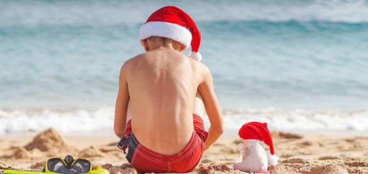 十二月来泰国,体验过30 ℃的圣诞节