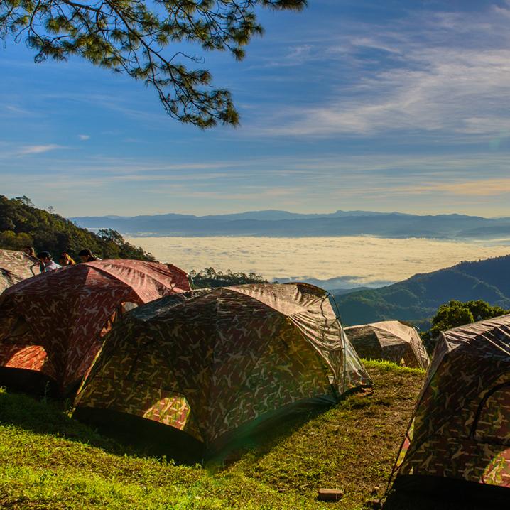 清迈Baan Pa Pong Piang梯田, 清迈周边最美的自然景点之一