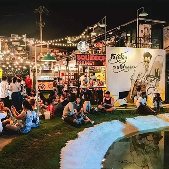 普吉岛海鲜市场、夜市、酒吧大汇总