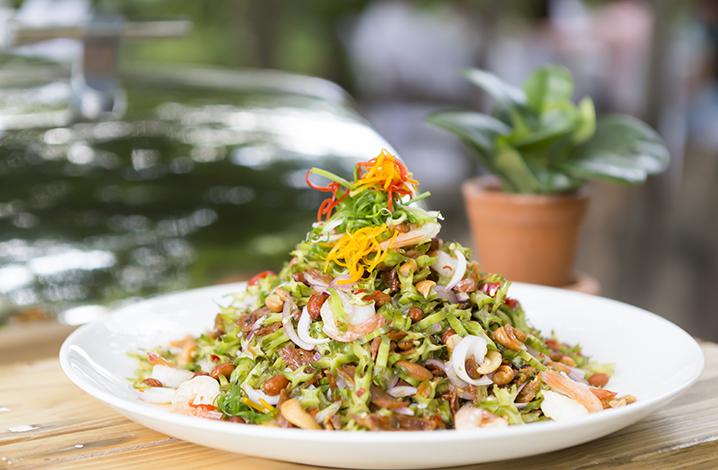 泰国董里府 Baan Suan Sudaporn餐厅