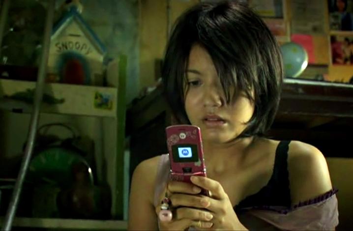 泰国的恐怖片 《死神的十字路口》