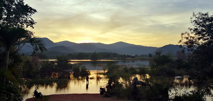 北碧Chaloem Rattanakosin National Park,你真的不该错过