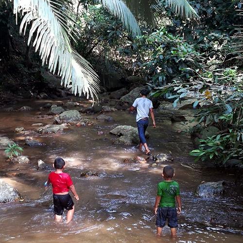 北碧Chaloem Rattanakosin National Park