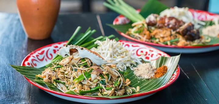 曼谷Saphan Taksin地区的美食推荐,吃不撑算我输