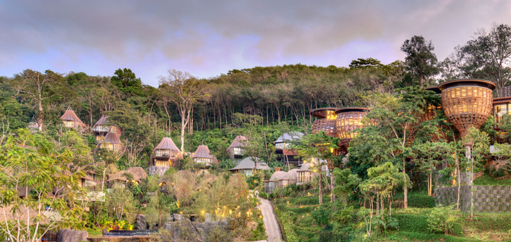 Keemala Resort,普吉岛奢华丛林酒店