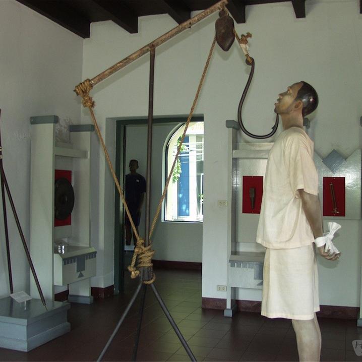 泰国最恐怖阴森的死亡博物馆,小清新慎入!