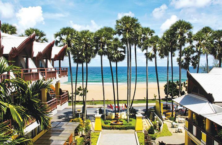 普吉岛三大海滩高性价比酒店