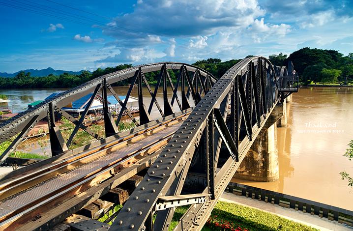北碧桂河大桥