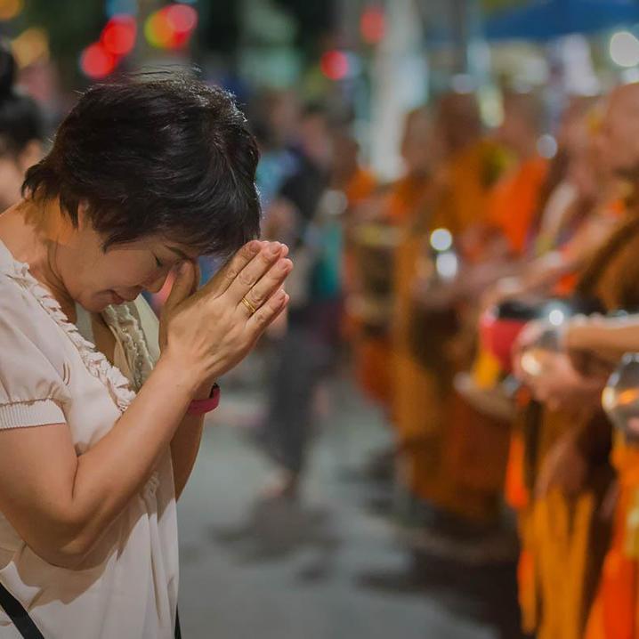 聊聊泰国求佛以及泰北高僧的一些事儿