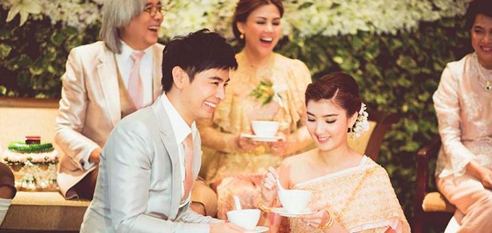 盘点泰国彩礼份子钱及那些最奇葩的泰式婚礼!