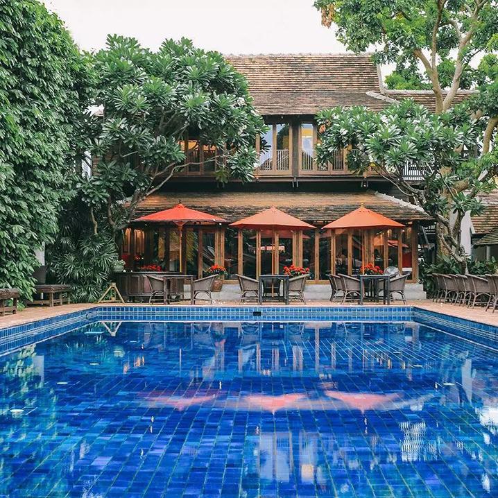 清迈Tamarind Village酒店|入住这间兰纳酒店,从此就忘了家
