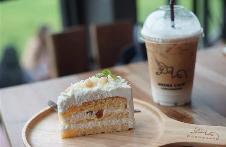 北碧Meena Cafe咖啡馆